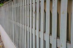 Drewnianych desek ścienny tło Fotografia Royalty Free