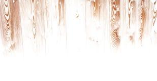 Drewnianych desek Grunge Obraz Royalty Free