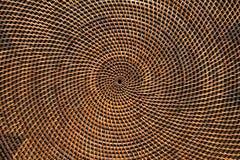 Drewnianych zawijasów tła organicznie tekstura Fotografia Royalty Free