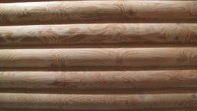 Drewno ściana robić beli tekstura Obrazy Stock