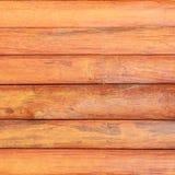 Drewno ściana Zdjęcia Stock