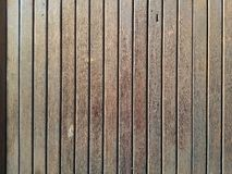Drewno ściana Obraz Royalty Free
