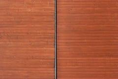 Drewno ściana Fotografia Stock