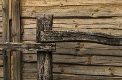 Drewno i glina Obrazy Royalty Free
