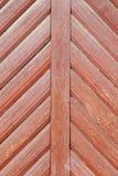 Drewno Kasetonuje z liniami Obrazy Stock