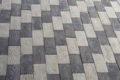Drewno kawałki Obraz Stock