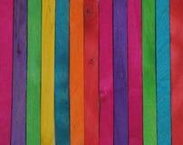 Drewno kolory Obraz Stock