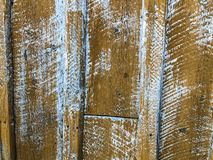 Drewno Lokalny Do Góry Nogami dom W Lee Vining obraz stock