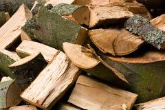 drewno opałowe Fotografia Royalty Free