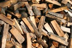 drewno opałowe Obraz Royalty Free