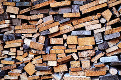 drewno, pilot na pokładzie Zdjęcia Stock