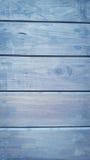 drewno powierzchniowe struktura niebieska tła naturalny Fotografia Royalty Free