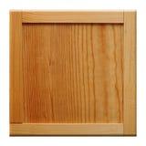Drewno rama zdjęcie stock