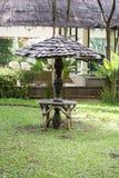 Drewno stół Obraz Stock