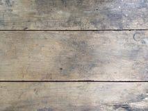 Drewno stół Fotografia Stock