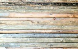 Drewno tekstury ścienny tło Zdjęcie Royalty Free