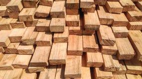 drewno używać dla budowy obrazy stock