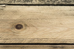 Drewno wsiada teksturę Fotografia Stock