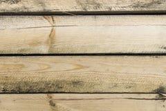 Drewno wsiada teksturę Obrazy Royalty Free