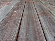 Drewno wykładający up Obrazy Stock