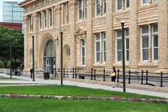 Drexeluniversiteit stock fotografie