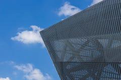 Drezdeński Militarny wojska muzeum, Żelazny kolec robić d Zdjęcia Royalty Free