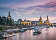 Drezdeński, Niemcy Zdjęcia Royalty Free