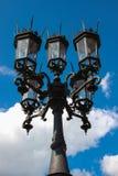 Drezdeńskie latarnie uliczne 01 Obrazy Stock