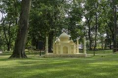 Drezdenko - Miniaturpark Lizenzfreie Stockfotos