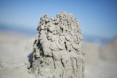 Άμμος Castle   Στοκ εικόνα με δικαίωμα ελεύθερης χρήσης