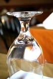 dricka exponeringsglas Royaltyfri Foto