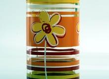 dricka exponeringsglas Fotografering för Bildbyråer