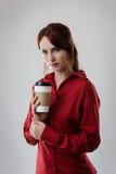 dricka för kaffe Arkivbilder