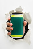 dricka innovation för genombrott Royaltyfria Foton