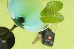 dricka körning Royaltyfri Fotografi