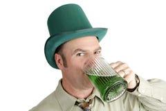 dricka patricksst för dag Arkivfoton