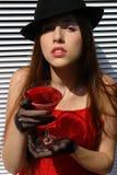 dricka sommaren fotografering för bildbyråer