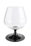 dricka tomt exponeringsglas royaltyfri fotografi