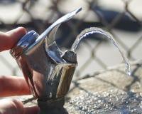 dricksvatten Royaltyfri Fotografi