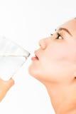 dricksvatten Royaltyfria Bilder
