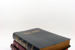 Drie Bijbels Royalty-vrije Stock Fotografie