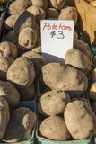 Drie Dollarsaardappels Royalty-vrije Stock Foto