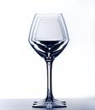 Drie glazen Royalty-vrije Stock Afbeelding