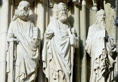 Drie Heiligen royalty-vrije stock fotografie
