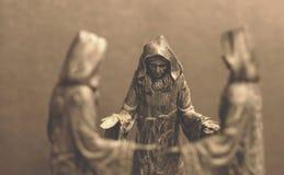 Drie heksen Royalty-vrije Stock Afbeeldingen