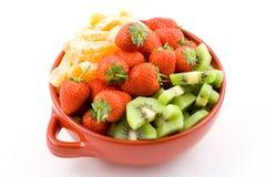 Drie kleurengezondheid Royalty-vrije Stock Afbeelding