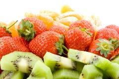 Drie kleurengezondheid Royalty-vrije Stock Foto's
