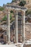 Drie kolommen royalty-vrije stock afbeeldingen