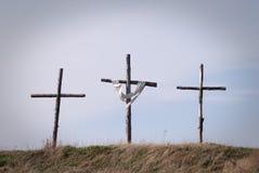 Drie Kruisen stock afbeelding