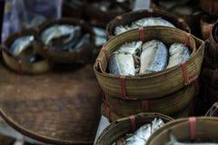 Drie makrelen Royalty-vrije Stock Afbeeldingen